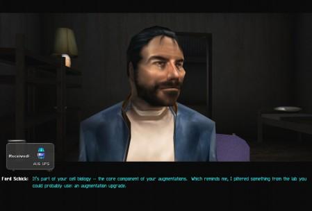 Уоррен Спектор нередко появляется в своих играх под каким-нибудь псевдонимом.