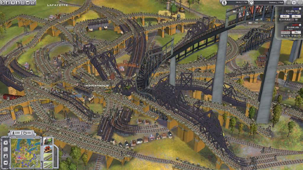скачать игру через торрент Sid Meier S Railroads - фото 6