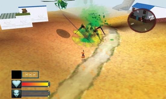 Body Harvest – это в некотором смысле GTA с насекомыми, хотя делала игру совсем другая команда.