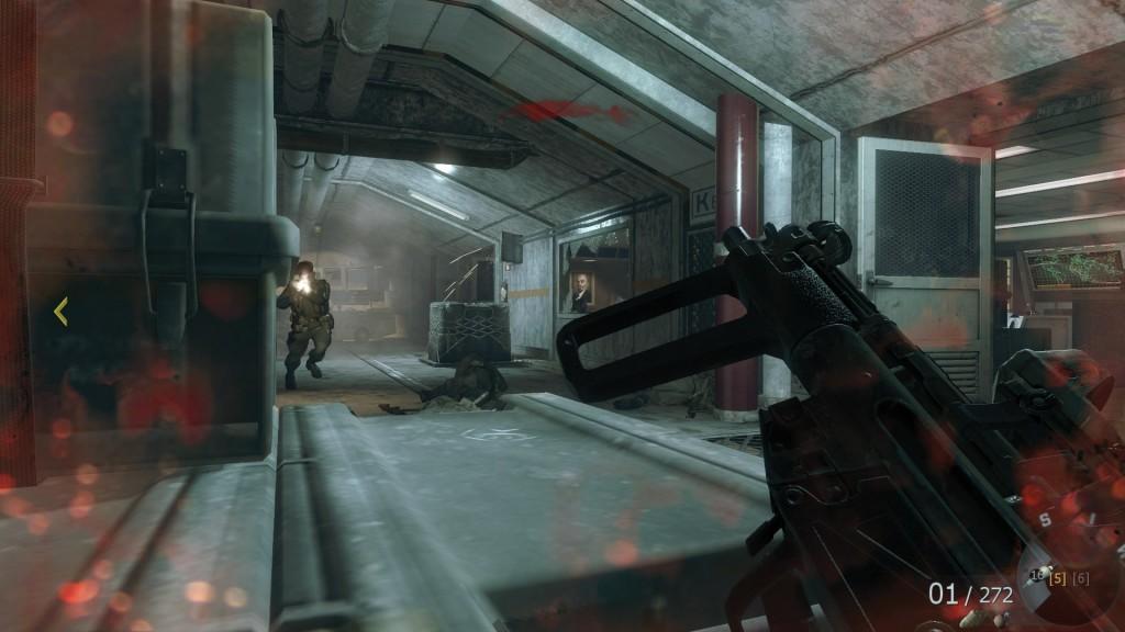 Побег с Байконура больше всего напомнил виртуальный тир а-ля Time Crisis, только за ящиками надо самому укрываться.