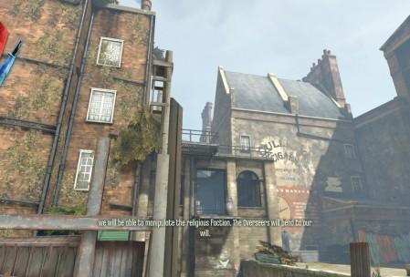 Каждый дом в Dishonored смоделирован с какой-то особенной любовью. Интерьеры, впрочем, тоже не подкачали.