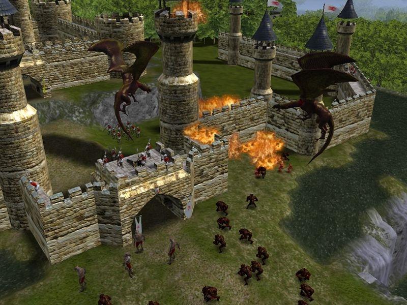 скачать игру Stronghold Legends 2 через торрент - фото 5
