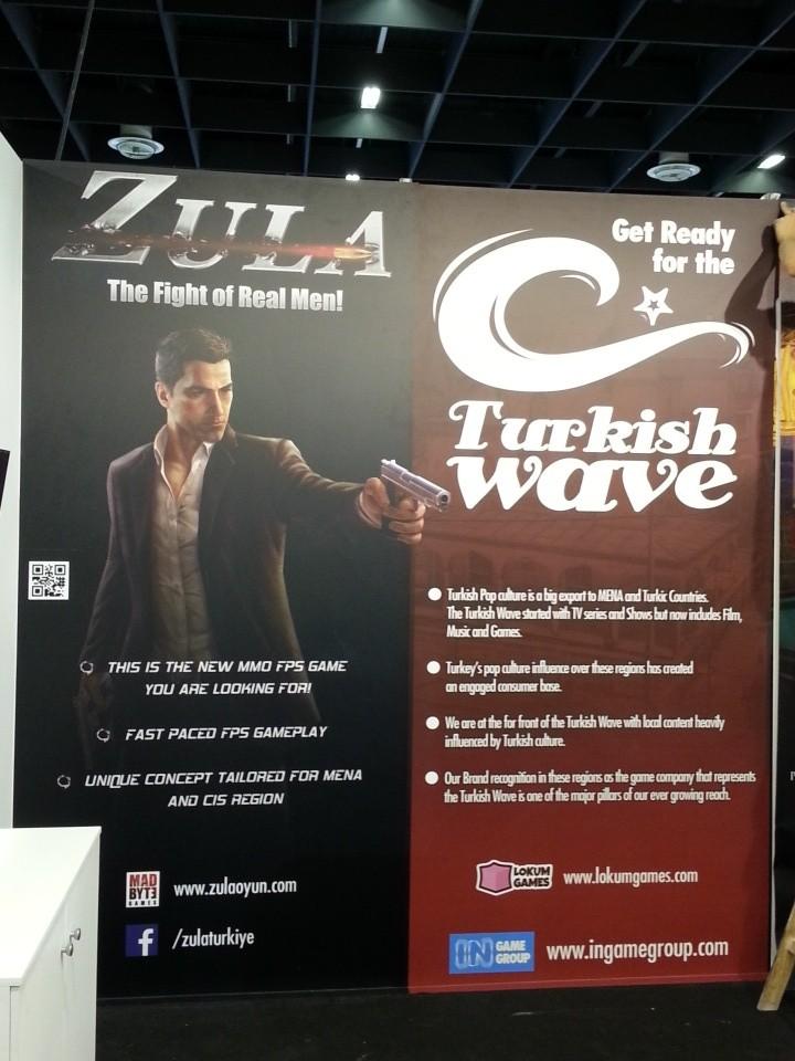 Турецкая игровая индустрия делает первые шаги.