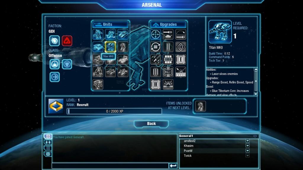 Эта табличка на первых порах реально пугает. Я не хочу в StarCraft, пустите меня обратно в C&C!