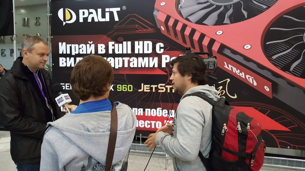"Максима Маслова, организатора ""Игромира"", КРИ и Comic Con, постоянно дергала пресса (и пару раз я сам)."