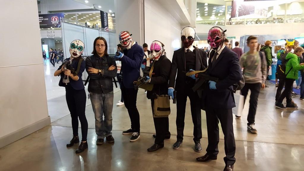 Интересно, а маски по Payday 2 где-то можно было купить?