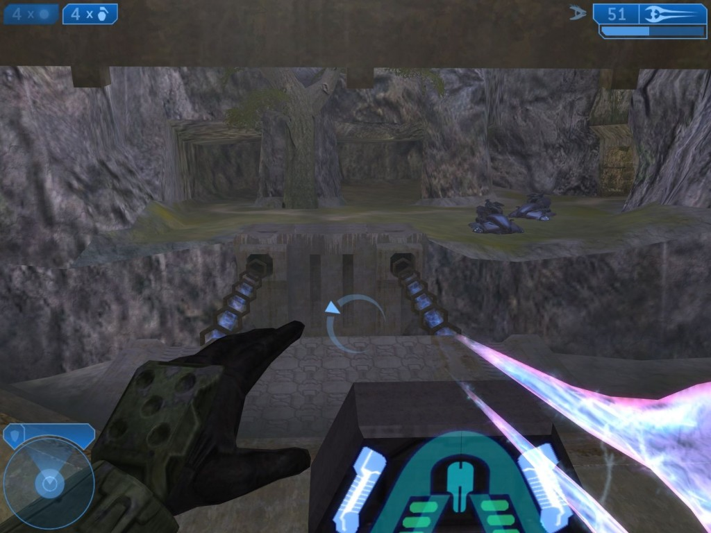 245419-halo-2-windows-screenshot-deploying-a-bridge