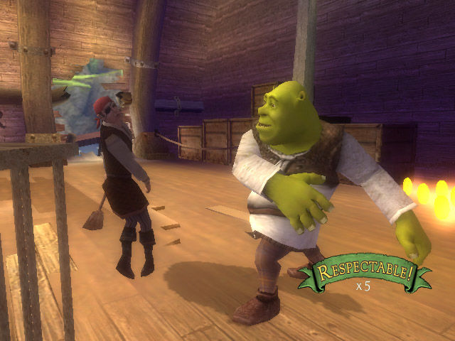 241481-shrek-the-third-wii-screenshot-shrek-swats-a-pirate
