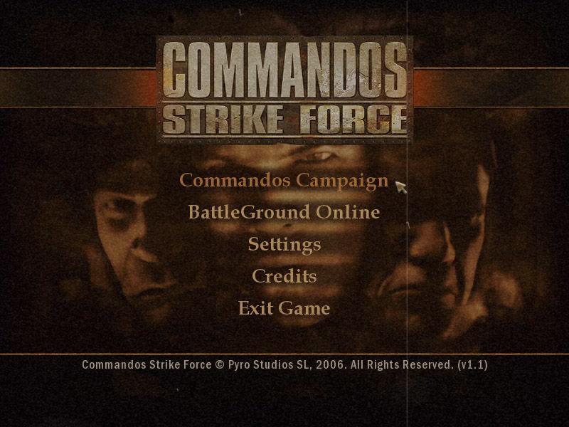 156035-commandos-strike-force-windows-screenshot-main-menu