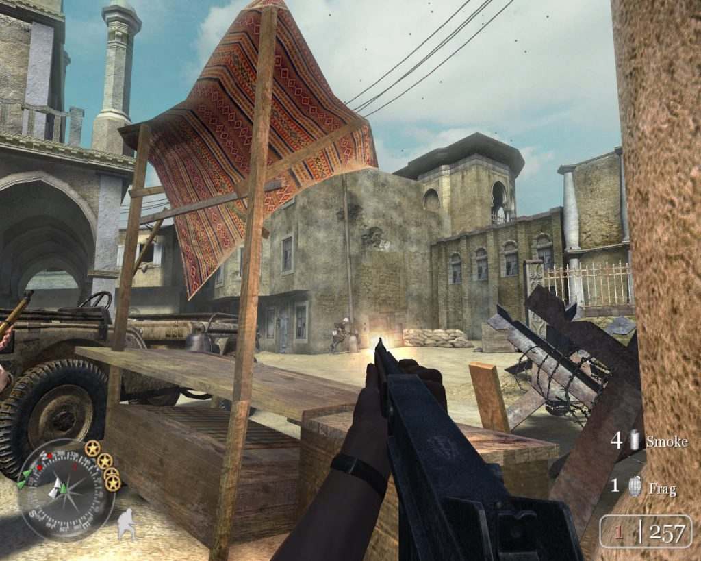 137986-call-of-duty-2-windows-screenshot-fighting-in-egyptian-city