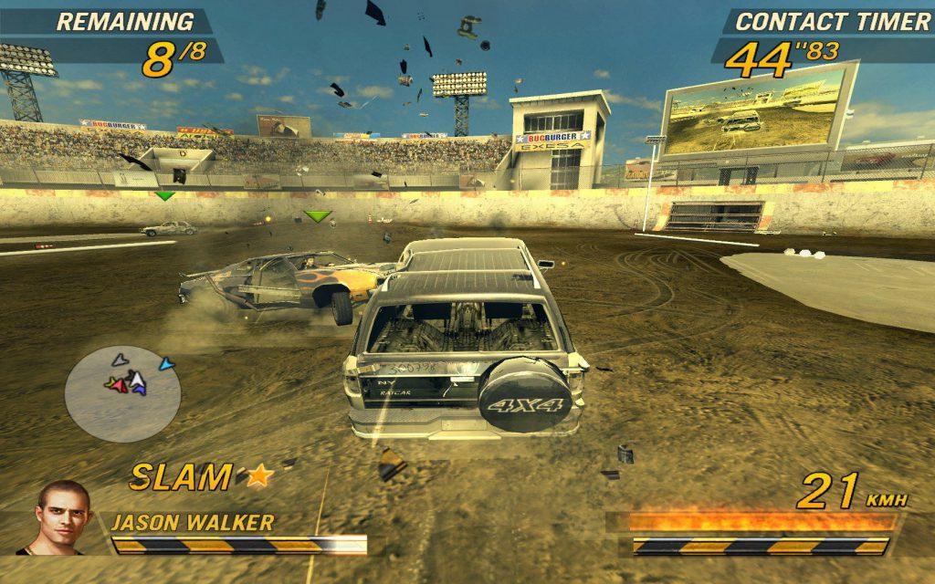 199866-flatout-2-windows-screenshot-racing-in-destruction-derbies
