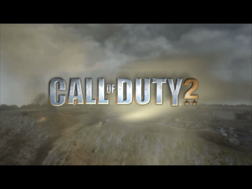 526281-call-of-duty-2-macintosh-screenshot-title