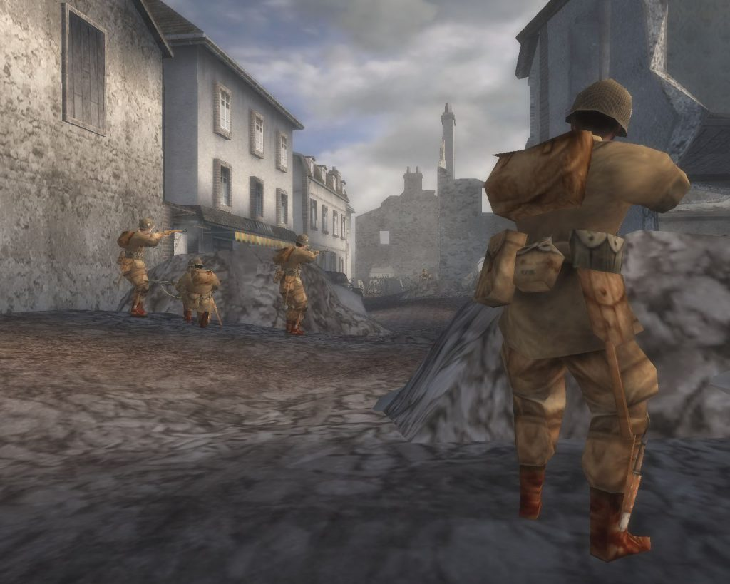 Brothers in Arms: Earned in Blood (2005)