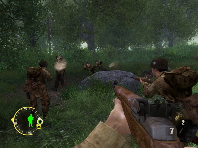 Brothers in Arms: Road to Hill 30 (2005)