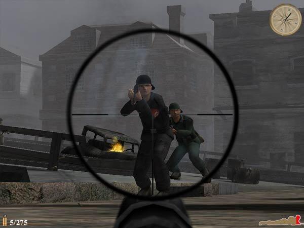 World War II Sniper: Call to Victory (2004)